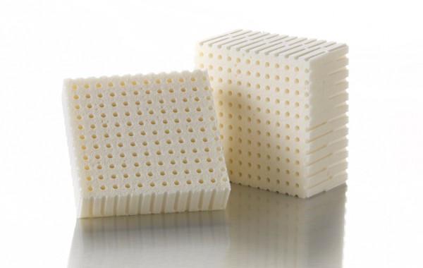 Latex as an alternative to foam