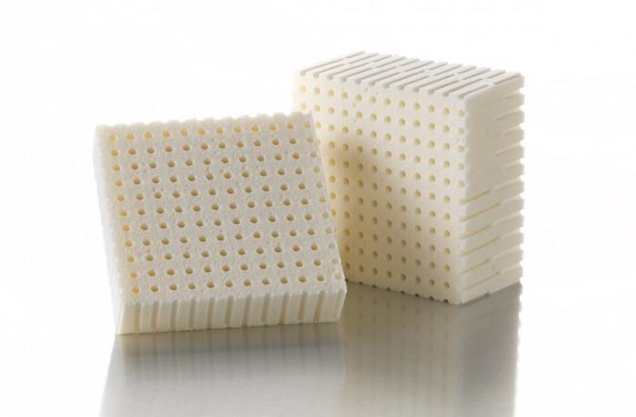 Latex als Alternative zu Schaumstoff